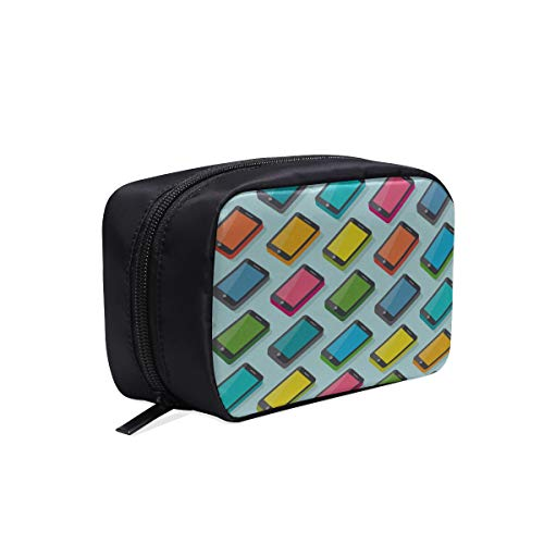 Womens Travel Bag Technology Intelligent Mobile Phone Small Travel Bag Cute Makeup Bag Best Cosmetic Bag Cosmetic Bags Multifunction Case Men Toiletry Bag