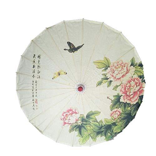 Chinese klassieke olie papier paraplu bloemen parasol foto dans cosplay