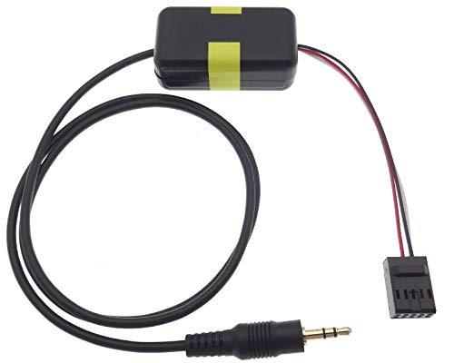Adaptador AUX Line IN MP3 para radio compatible con BMW Serie 3...