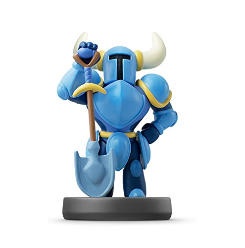 Amiibo Shovel Knight - Shovel Knight series Ver. [Wii U][Japanische Importspiele]