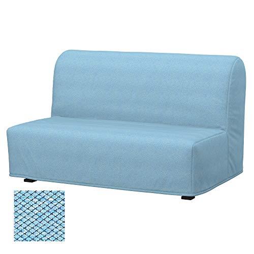 divano letto 2 posti ikea Soferia Fodera di ricambio per IKEA LYCKSELE divano letto a 2 posti