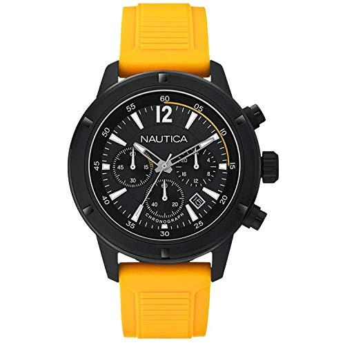 Nautica A18711G - Reloj de Pulsera
