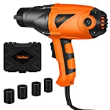 Best Impact Wrenches - VonHaus Impact Wrench 450Nm Torque Electric Nut Removal Review