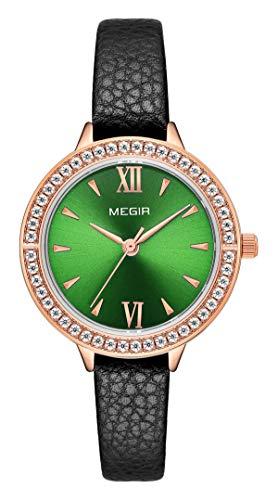 Reloj - MEGIR - Para Mujer - ZXLmeg4210 BLACK