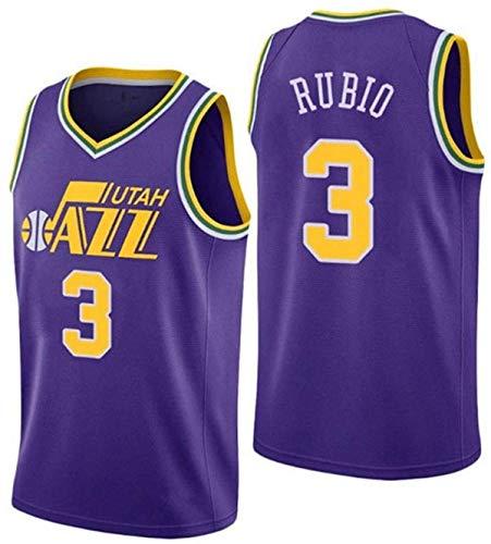 Shelfin Camiseta de baloncesto bordada de la NBA, de malla, para baloncesto No.23, chaleco (color: F, tamaño: L)