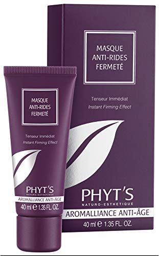 Phyt's Aromalliance Anti-Âge Masque Anti-Rides Fermeté Bio 40 ml