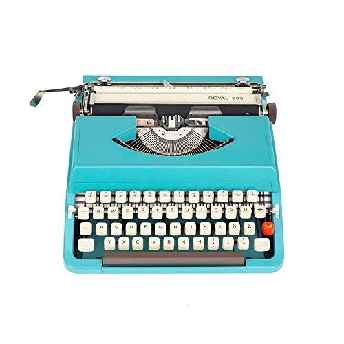 Kleine Schreibmaschine retro