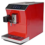 Mcilpoog Super-automatic Espresso Coffee Machine With Smart Touch Screen For Brewing 16 Coffee Drinks