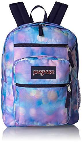 JanSport Big Student Backpack - 15-inch Laptop School Pack, City Lights