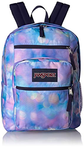 JanSport Big Student Backpack - 15-inch Laptop School Pack, City Lights