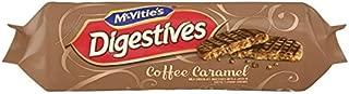 McVitie's Caramel Digestives Coffee - 267g (0.59lbs)