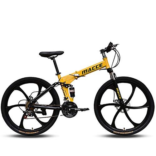 26 Pulgadas Bicicleta De Montaña Specialized Mtb Plegable E