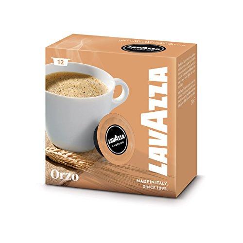 Lavazza Amm Orzo Monodose di Caffè - 5 confezioni da 12 capsule [60 capsule]