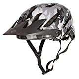BELL 4Forty Casco para Bicicleta de montaña, Unisex Adulto, Camuflaje Mate y Negro Brillante, Medium (55-59cm)