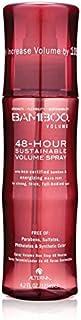 Alterna Bamboo 48-Hour Sustainable Volume Hair Spray for Unisex - 4.2 oz., 353.80 g