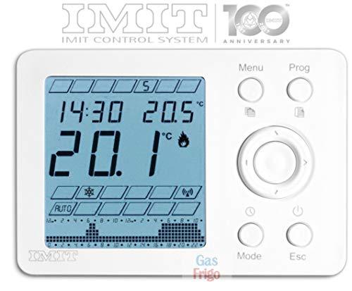 Thermostat Imit wöchentliche und tägliche Techno WPT