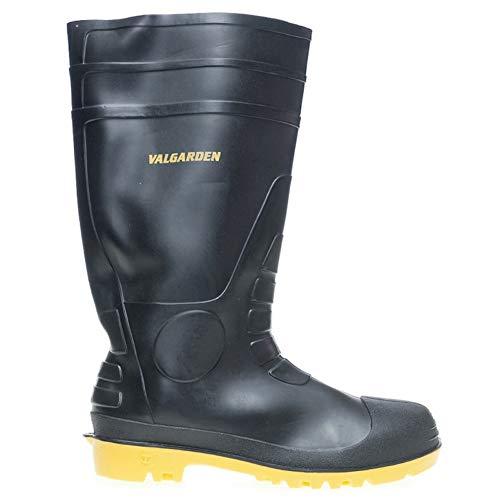 Valgarden K 7004 - Botas de seguridad de PVC, talla 40