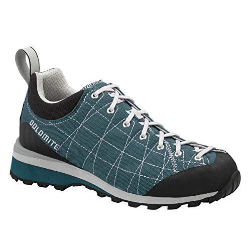 Dolomite Damen Zapatilla Lite WMN LIA DIAGONAL Shoe, Dee Te/Ic Gr, 41 1/3 EU