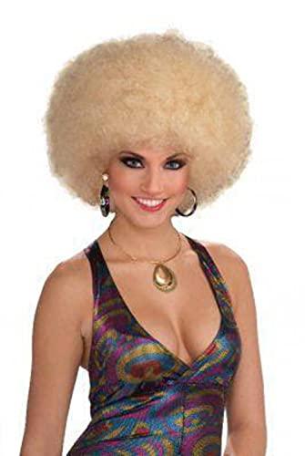 Forum Novelties Women's 70's Disco Doll Afro Wig...