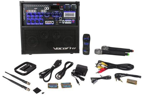 VocoPro Karaoke System (HEROREC6)