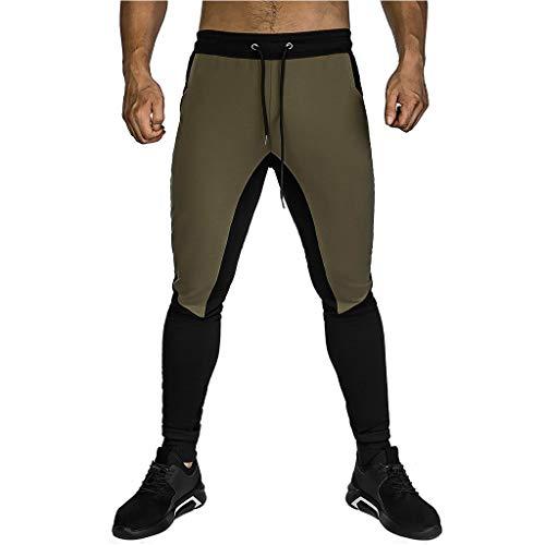 Uomo Jogging Pantaloni Allenamento Sport Fitness Pantaloni dehnbund SWEAT PANTS CASUAL