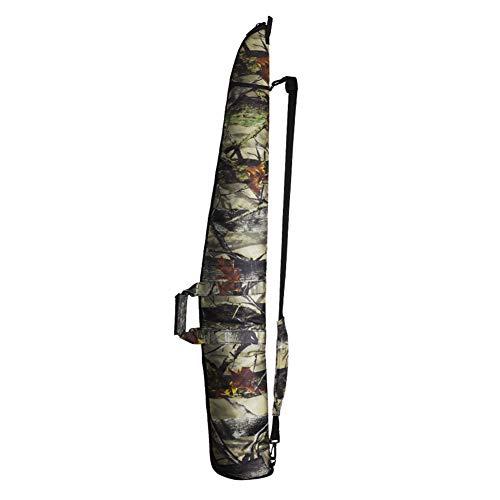Estuches Rifle De Aire Estuche para Pistola Bolsa Larga para Una Sola Pistola 1200D Bolsa para Rifle Militar Camuflaje Al Aire Libre Accesorios De Caza Ocultos Pistola De Tiro Carry Holsters