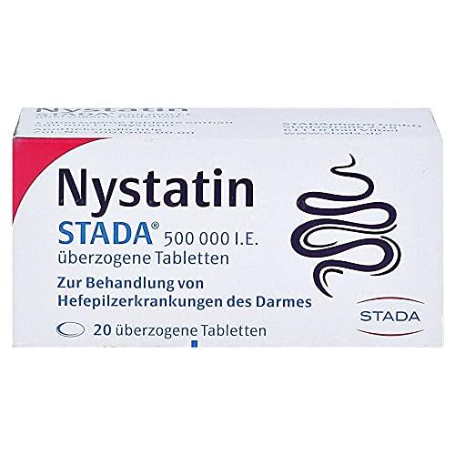 Nystatin STADA Tabletten bei...