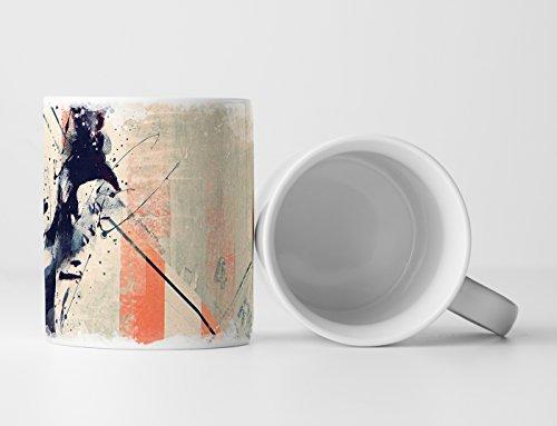 EAU ZONE Designmok kunstwerk SARITA