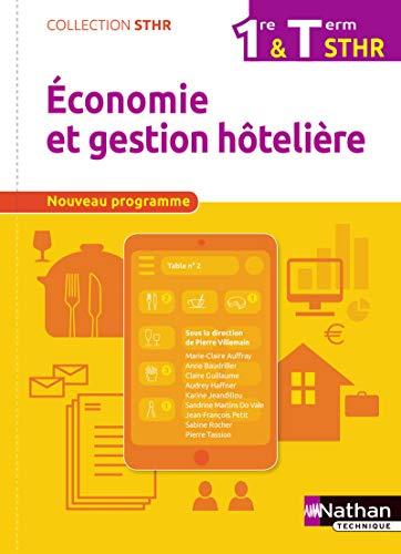 Economie et Gestion Hôtelière 1re/Tle