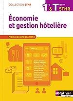 Economie et Gestion Hôtelière 1re/Tle de Marie-Claire Auffray