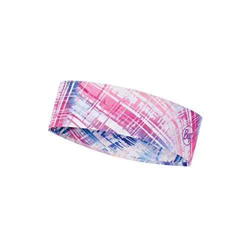 Buff Coolnet UV+ Slim Headband Cinta, Womens, Pink, One Size