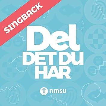 Del Det Du Har (Alternate Version) [Singback]