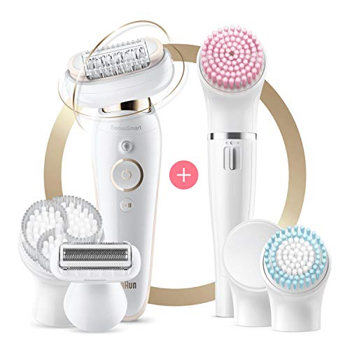 Braun Silk-épil 9 Flex 9-100 Ensemble Beauté -...