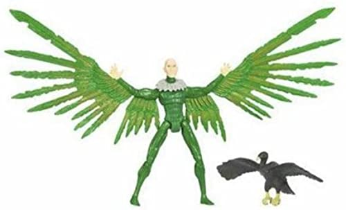 SPIDERMAN   SPIDER-MAN - VULTURE - mit Vulture Mini FIGUR