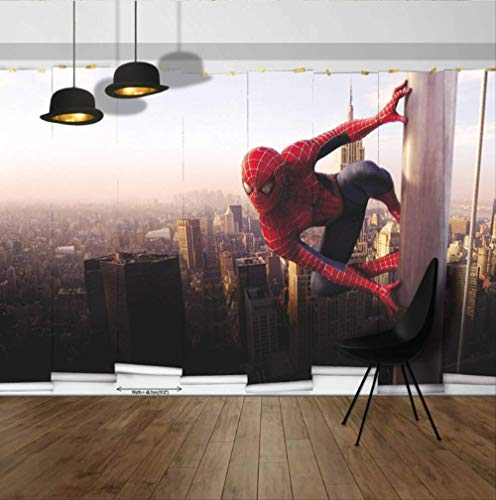 3d Tapete Und Wandbild Spider Man Spiderman Tapete Marvel Avengers