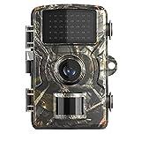 La Vida Silvestre Juego de la cámara cámara de visión Nocturna Trail Vigilancia 1080P Impermeable para al Aire Libre