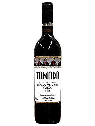 フヴァンチカラ【Khvanchkara】【グルジア産・中辛口・フルボディ・赤ワイン・750ml】