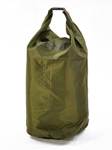 karrimor SF Dry Bag ・ カリマーSF ドライバッグ 耐水バッグ 耐水袋 (オリーブ, 40L)