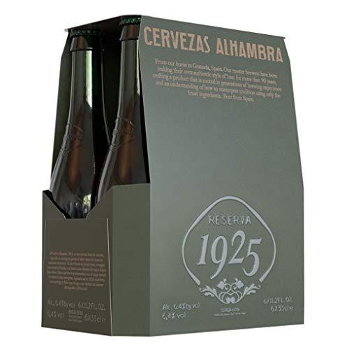 Bier Alhambra Reserva 1925 6x33cl (Pack 6 Flaschen)