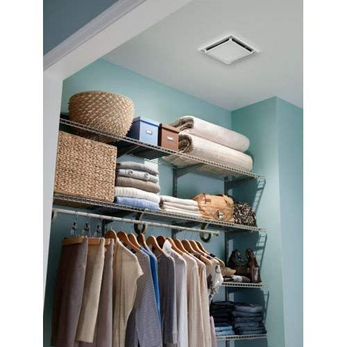 Broan-NuTone Nutone 682NT Duct-Free Bathroom Ventilation Fan, White