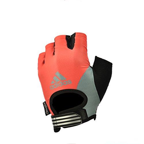 adidas Handschuhe-rot, klein, Large