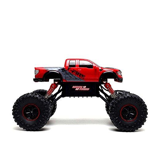 RC Auto kaufen Monstertruck Bild 4: HSP Himoto 2,4Ghz RC Ferngesteuerter Off-Road Monster-Truck Fahrzeug, Crawler, Maßstab 1:16 mit 4WD Antrieb, Truck, Auto, Car, Komplett-Set*