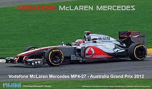 1 20 Gründ Prix series SPOTNo.33 McLaren MP4-27 Australia GP driver with figure (japan import)