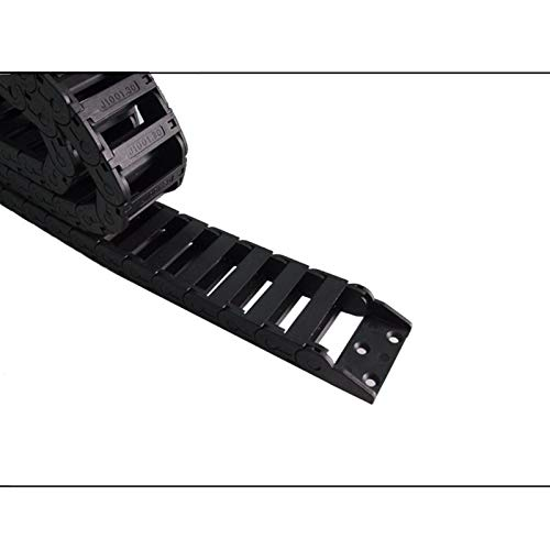 XBaofu Tanques protección de la Cadena 1pc 1 Metro 10x30 Cable de Remolque Arrastre Alambre Portador de Puentes de Cable de Apertura Exterior con Conectores (tamaño : R18)