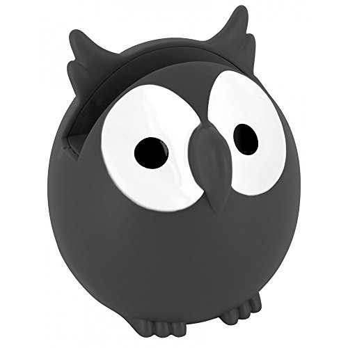 Owl beruht Brille schwarz