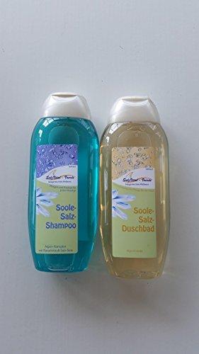 Set Sole Salz Shampoo + Sole Salz Duschbad