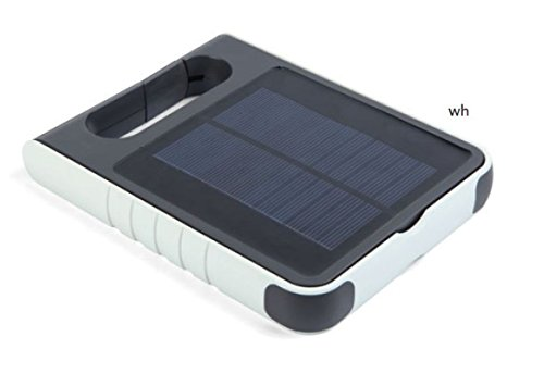 LED Solar buitenlamp tafellamp Eco-Light P 9077 Lutec Padlight draagbare tuinverlichting campinglantaarn zonnepaneel kunststof wit/groen/oranje 4 watt 200 lumen 3 niveaus touchdimmer USB in- / uitgang ingebouwde batterij