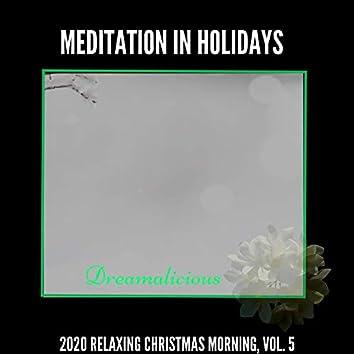 Meditation In Holidays - 2020 Relaxing Christmas Morning, Vol. 5