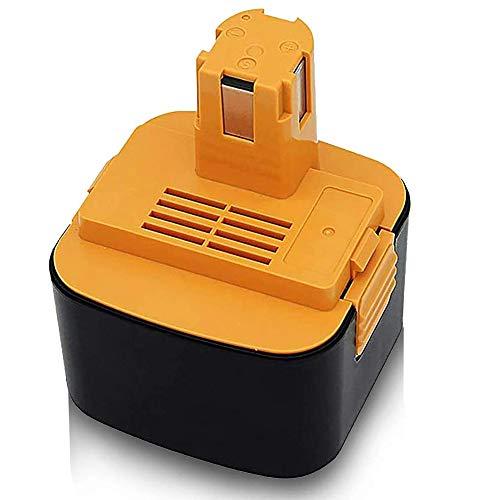 【THiSS】パナソニック12V 互換改良版 バッテリー EZ9200 EZT901 互換バッテリー3.0Ah EY9200 EZ9200 EZT901 EY9201 EZ9001対応互換バッテリー ニッケル水素 電動工具電池 急速充電可能 安心の一年