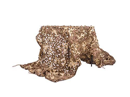 ZSYGFS Camouflage Netting Protección De Camping con Efecto De Paraguas Oculto En Camuflaje En El Desierto. El Bosque Al Aire Libre, Tamaño Personalizado. (Size : 5m*10m)